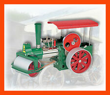 REDUCED Vintage Wilesco Old Smoky D365 Live Steam Roller Engine Great Condition