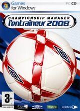 Entraîneurs 2008/Pc-Spiel-Dvd-Rom