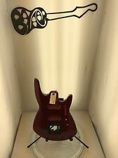 #4600 Steinberger ZT3 Custom Headless OEM Electric Guitar Red Project Body Parts