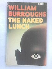 The naked lunch by Burroughs, William S Book The Fast Free Shipping