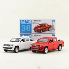 1:43 Volkswagen AMAROK Pickup Truck Model Diecast Car Toys Gift
