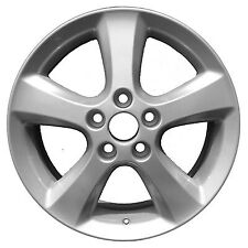 17 Inch Wheel Rim For 2004 2009 Toyota Camry 17x7 Refinished Silver
