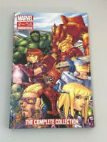 Marvel Mangaverse The Complete Collection Graphic Novel TPB