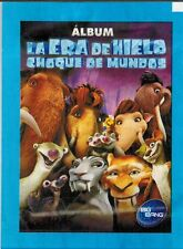 Chile 2016 Big Bang Ice Age La Era de Hielo Choque de Mundos sticker Pack