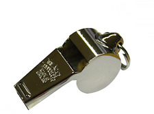 GENUINE Thunderer Whistle by Acme NICKEL PLATED PROFESSIONAL DOG WHISTLE REFEREE
