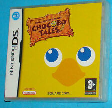 Chocobo Tales - Nintendo DS NDS - PAL New Nuovo Sealed