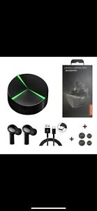 Lenovo GM1 Wireless B/tooth 5.0 Noise Cancelling Earphones HIFI- Stereo With Mic
