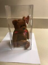 Ty Beanie Babies BRITANNIA Indonesia Rare MWMTs Museum Quality Authenticated