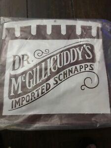 Dr. mcgillicuddy's Football Advertising 1997