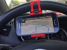 Supporto auto compatto universale Volante Sterzo per Samsung Galaxy S3 NEO i9301