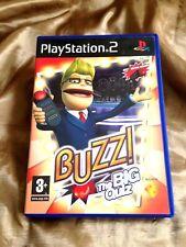 Play Station 2 Buzz The Big Quiz