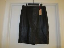 GORMAN LEATHER PENCIL SKIRT (SIZE 12) BNWT