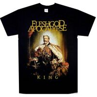 Fleshgod Apocalypse King Shirt S M L XL Official T-Shirt Death Metal Tshirt New