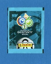 (N4) WC GERMANY 2006 -Panini FIGURINE-STICKERS- Bustina/Packet Piena SEALED