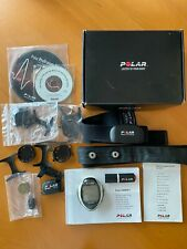 Polar CS600x HRM Cycling Computer Monitor Bundle inc. many accessories