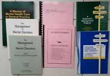 Depression, Anxiety, Mental Health Management in General Practice Book Bundle; 7