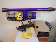 New Dyson V10 Stick Vacuum Cleaner - Blue Warranty, NO accessories