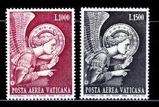 VATICANO 1968 A-53/54 ARCANGEL SAN GABRIEL 2v.