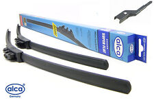 MERCEDES GLE 2015-ON ALCA genuine SUPER FLAT WIPER BLADES 26''23'' set of 2 TL