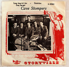 "7"" vinyle cave stompers-Lang, est longue's her/serenade"