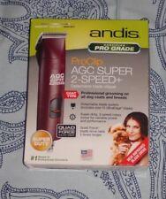 Andis ProClip dog clipper 22360 AGC super 2-Speed+ Model AGC2