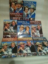Simon and Simon  Complete collection seasons  1-8 DVD Set