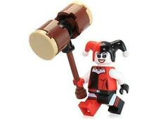 Batman Harley Quinn White Arms Jokerland LOOSE Lego/Lego Compatible Toy
