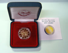 2 Euro Belgien 2013 Meteorologisches Institut PP Proof