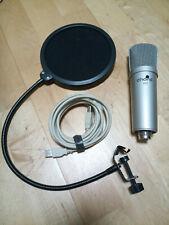 Chord CCU1 USB Studio-mikrofon Kondensatormikrofon mit Popfilter