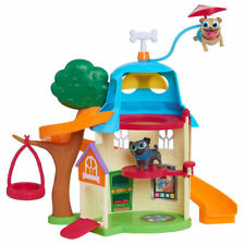Puppy Dog Pals Doghouse Playset With Rolly & Bingo Disney Junior