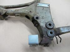 Verstärkungsblech Einschweissblech SR2 SR2E Rahmen Simson 2,5mm Stahl