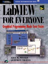 LabVIEW for Everyone: Graphical Programming Made Even Easier