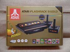 ** IN HAND ** Atari Flashback 8 Gold - Black
