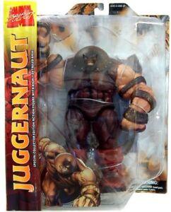 x-Men Juggernaut Phenomenon Marvel Select action figure Diamond Select Toy Rare