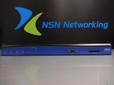 Adtran Netvanta 3458 1200824G1 Modular Black Router Switch