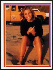 #102 Baywatch Merlin 1993 Sticker (C1255)