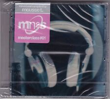 Mousse t. - Mn2s Masterclass #01 - CD (Mn2s)