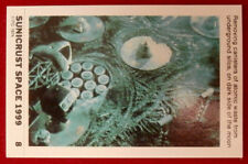 SPACE 1999 - DARK SIDE OF THE MOON - EX SUNICRUST Card #8 Australia 1975