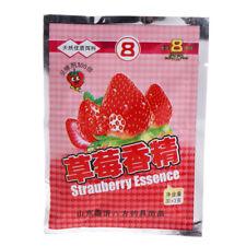 30g Strawberry Carp Fishing Bait Flavors Powder Bream Killer Food Addictive Lure