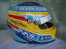FERNANDO ALONSO 2006 WORLD CHAMPION F1 REPLICA HELMET FULL SIZE HELM CASQUE