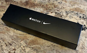 Apple Watch Series 5 Nike 44mm Silver Aluminum Case GPS + LTE UNLOCKED.