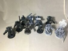 10x Space Wolves Grey Hunter Squad