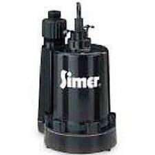 NEW STA-RITE SIMER GEYSER II 2305 1/4HP SUBMERSIBLE UTILITY PUMP 6958672 USA