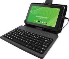 iDeaUSA WDK002BK Keyboard/Cover Case for 7-inch Tablet - Micro USB Cable - Black