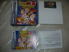 DRAGON BALL Z IL DESTINO DI GOKU GBA NUOVO! ITALIANO!