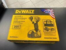 """Dewalt DCF885L1 20V Li-Ion 1/4"""""""" Impact Driver Kit NEW!"""
