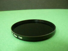 46mm X-Ray Infrared IR Lens R72 720nm IR720 For Any 46mm Thread/Filter size