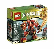 LEGO Ninjago Kais Fire Mech 70500 NEW SEALED Minifigure Set