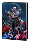Avengers X-Sanction Hard Cover Marvel Comics