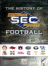History of SEC Football DVD, NEW !COLLEGE FOOTBALL,LSU,ALABAMA,GATORS,SOUTHEAST